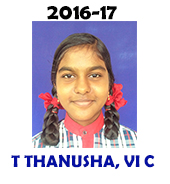 T Thanusha, VI