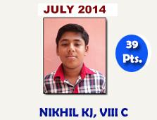 Nikhil VIII C